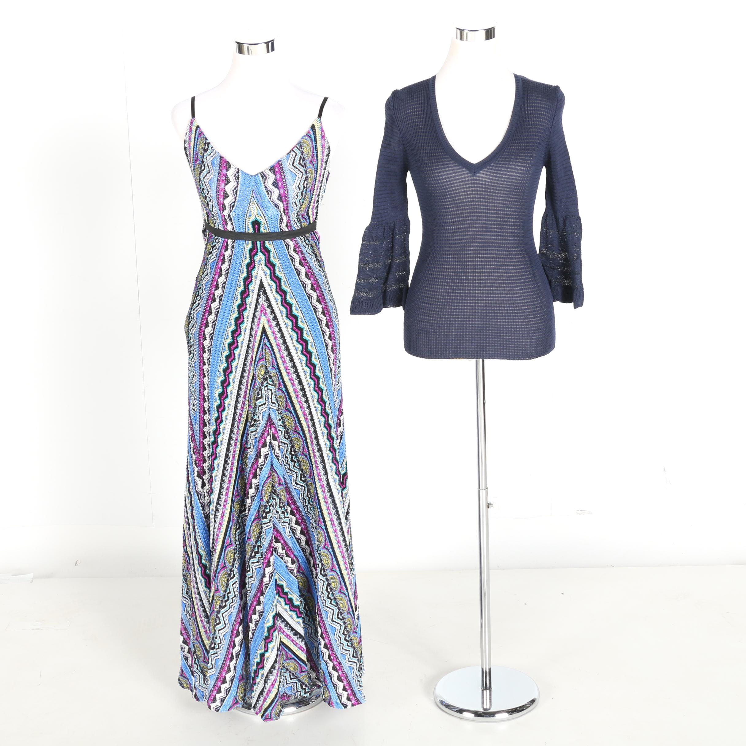 Assorted Women's Clothing Including Missoni