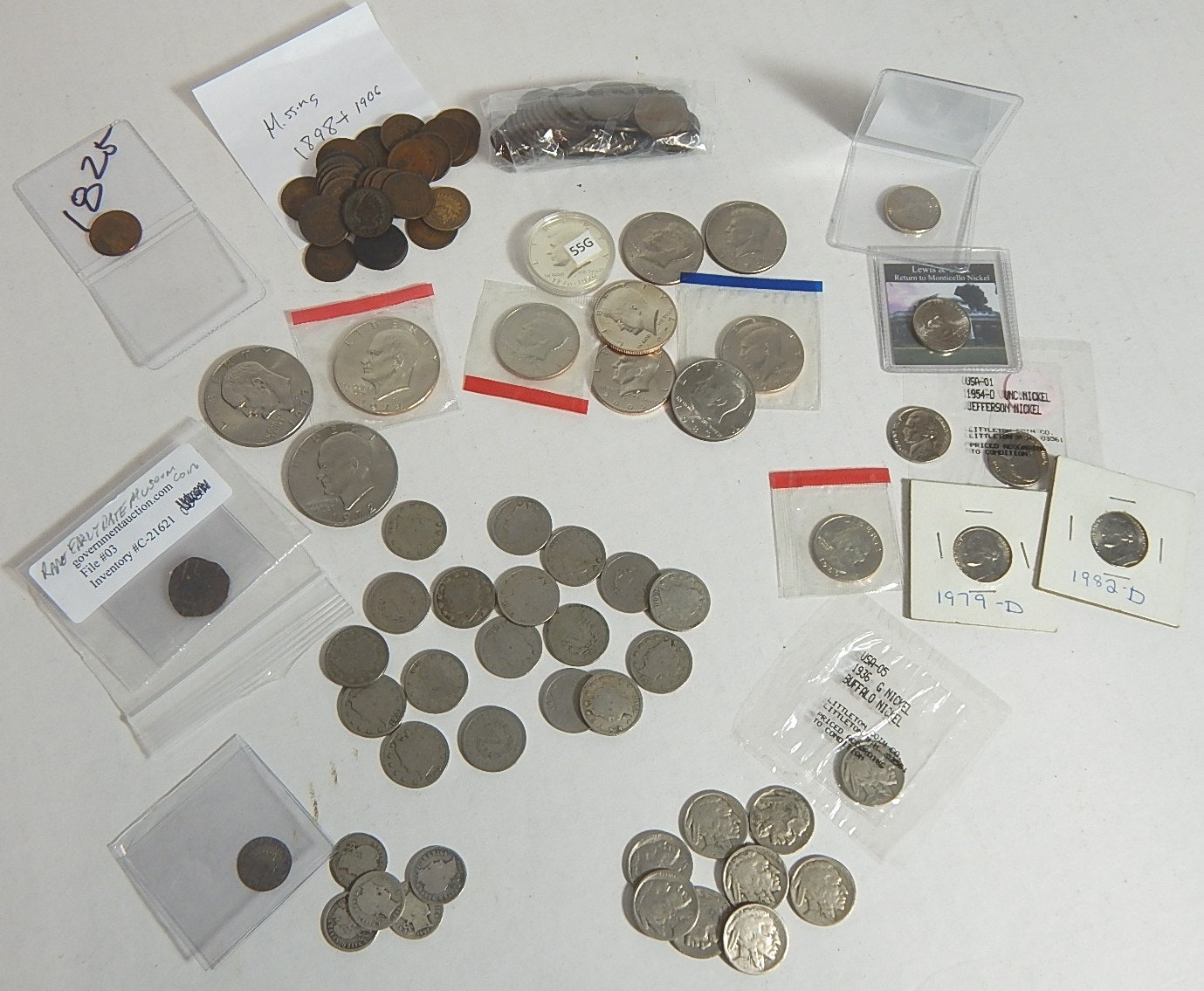 Assorted Coins