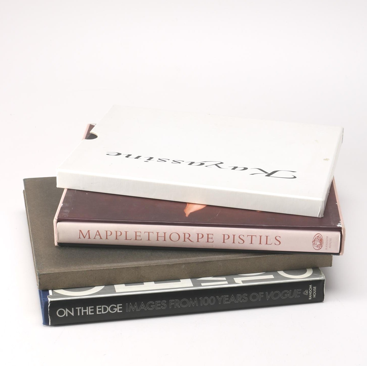 Collection of Fine Art Books