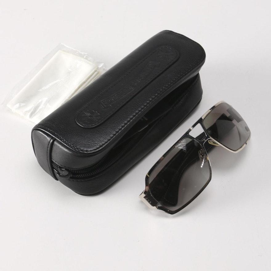 9eeb4f136a8 Chrome Hearts Sunglasses   EBTH