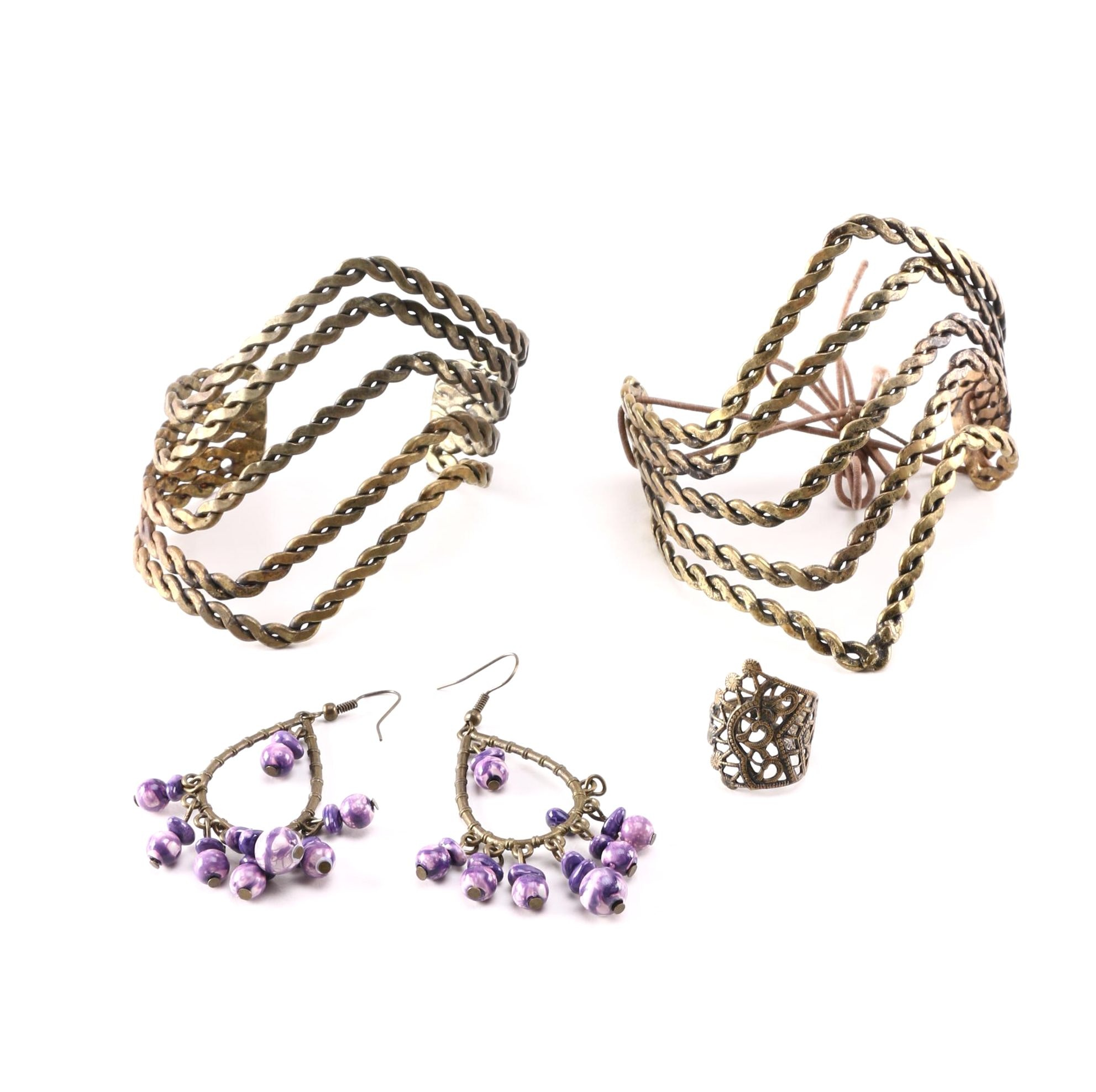 "Screen-Worn Jewelry from the ""Spartacus"" Television Series"