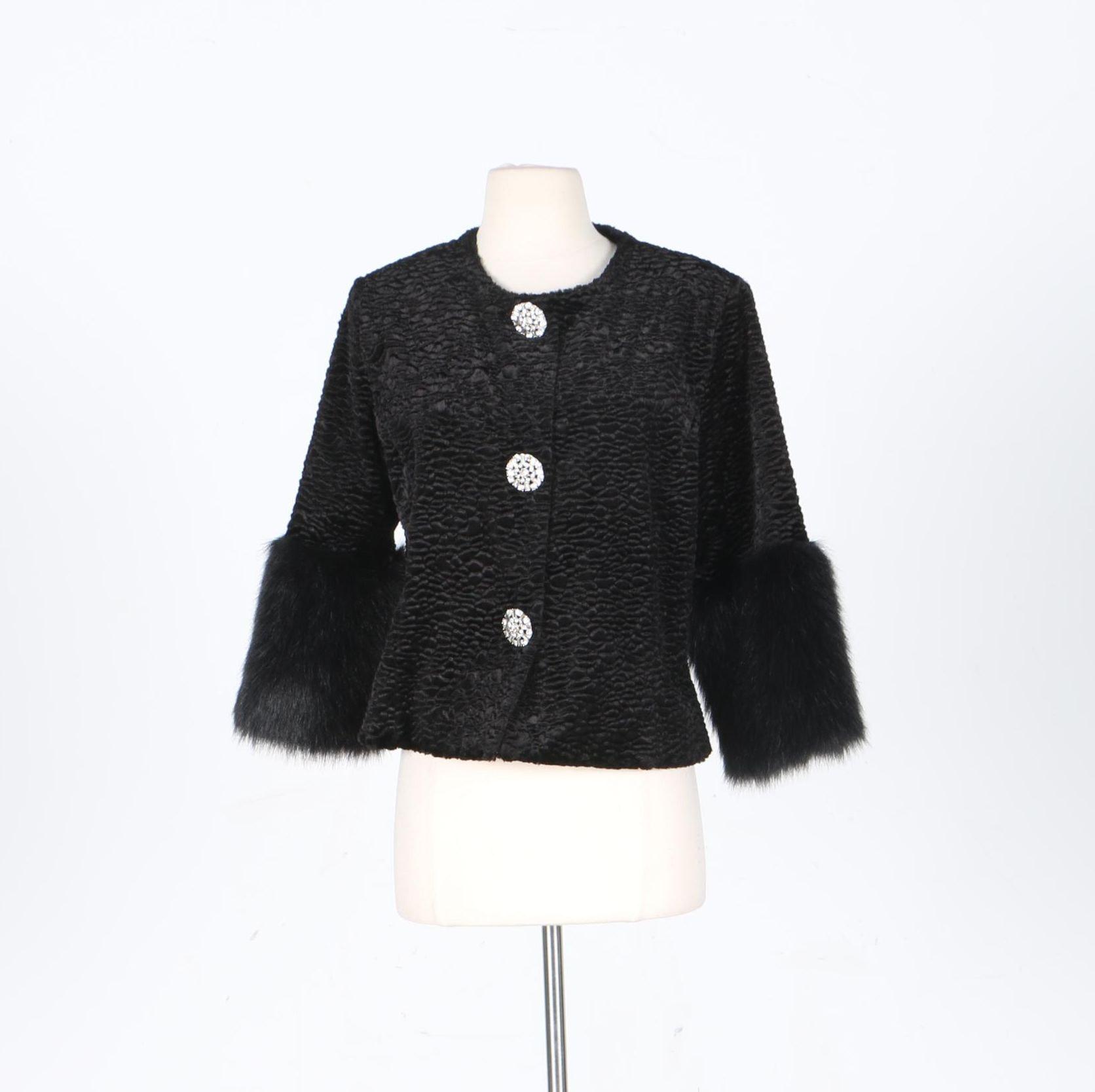 Donna Salyers' Fabulous Furs Faux Fur Coat