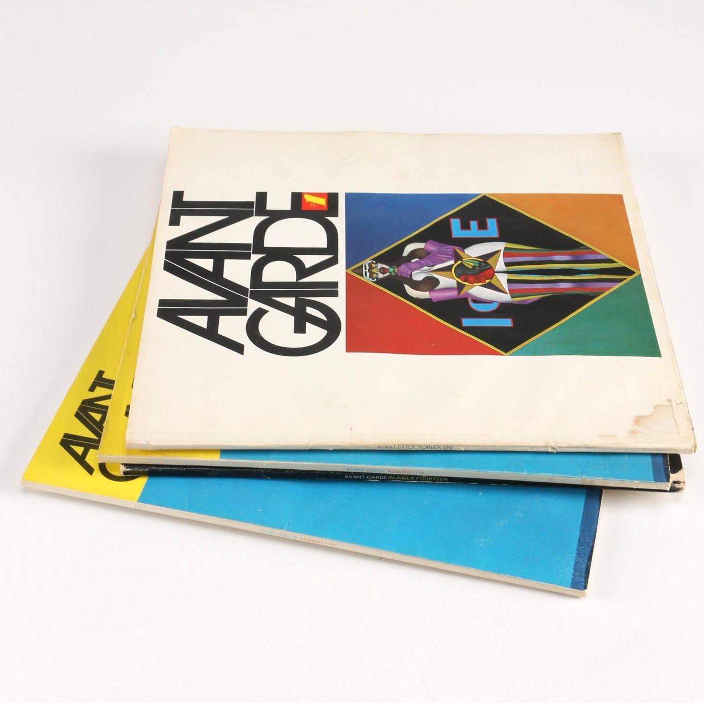 """""""Avant Garde"""" Magazines"""
