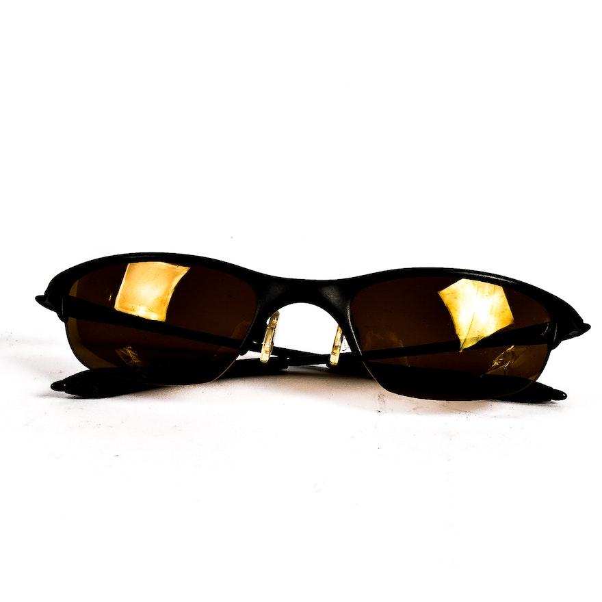 d874a7f43a Men s Oakley Half Wire Sunglasses   EBTH
