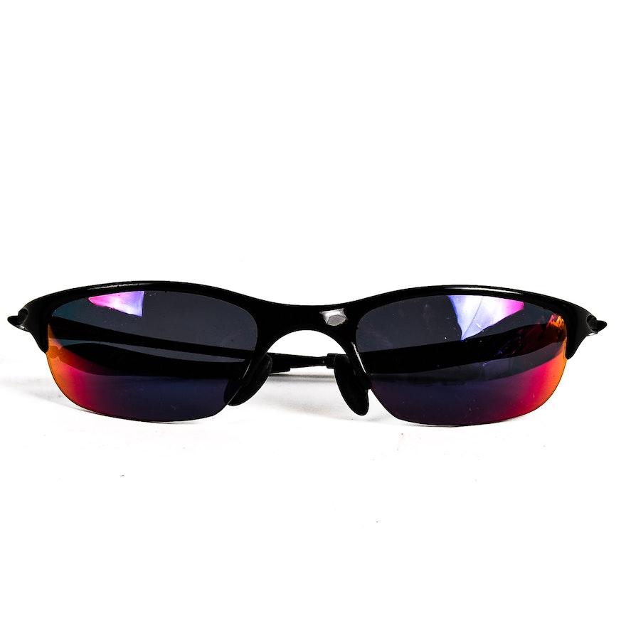a574c42b48 Oakley Half Wire Sunglasses   EBTH