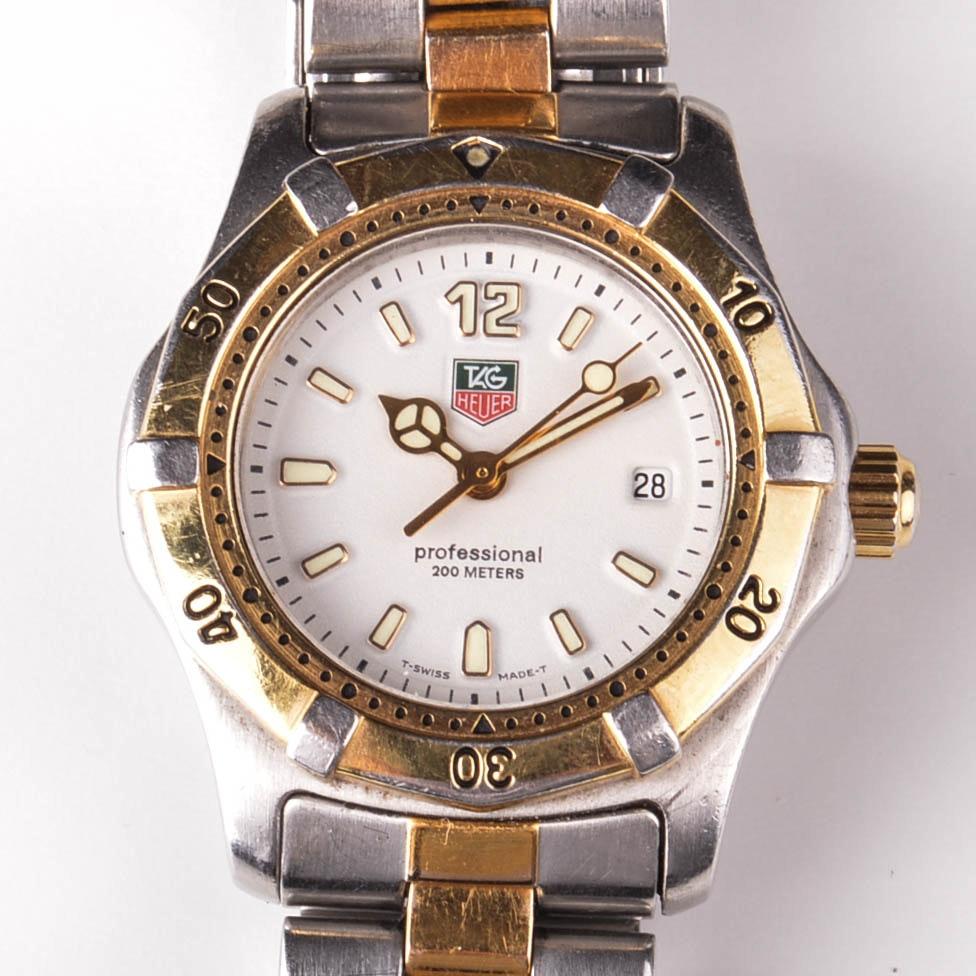 Women's Tag Heuer Wristwatch