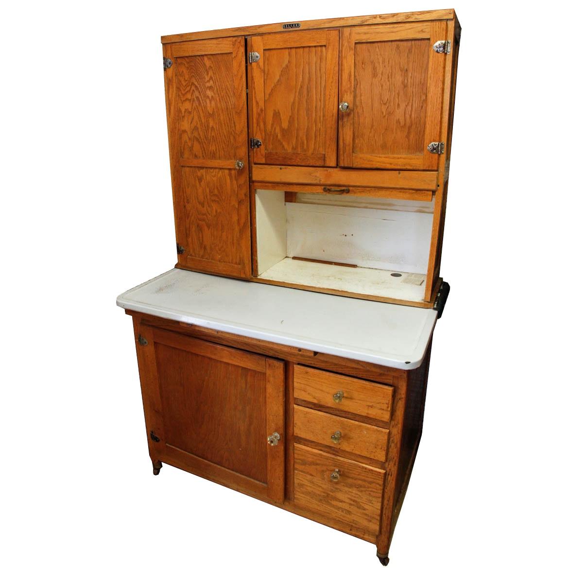 Vintage Sellers Baking Cabinet