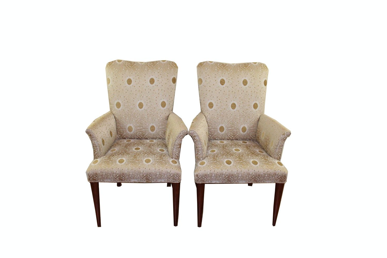 Pair of Classics by Swaim Captainu0027s Chairs ...  sc 1 st  EBTH.com & Pair of Classics by Swaim Captainu0027s Chairs : EBTH