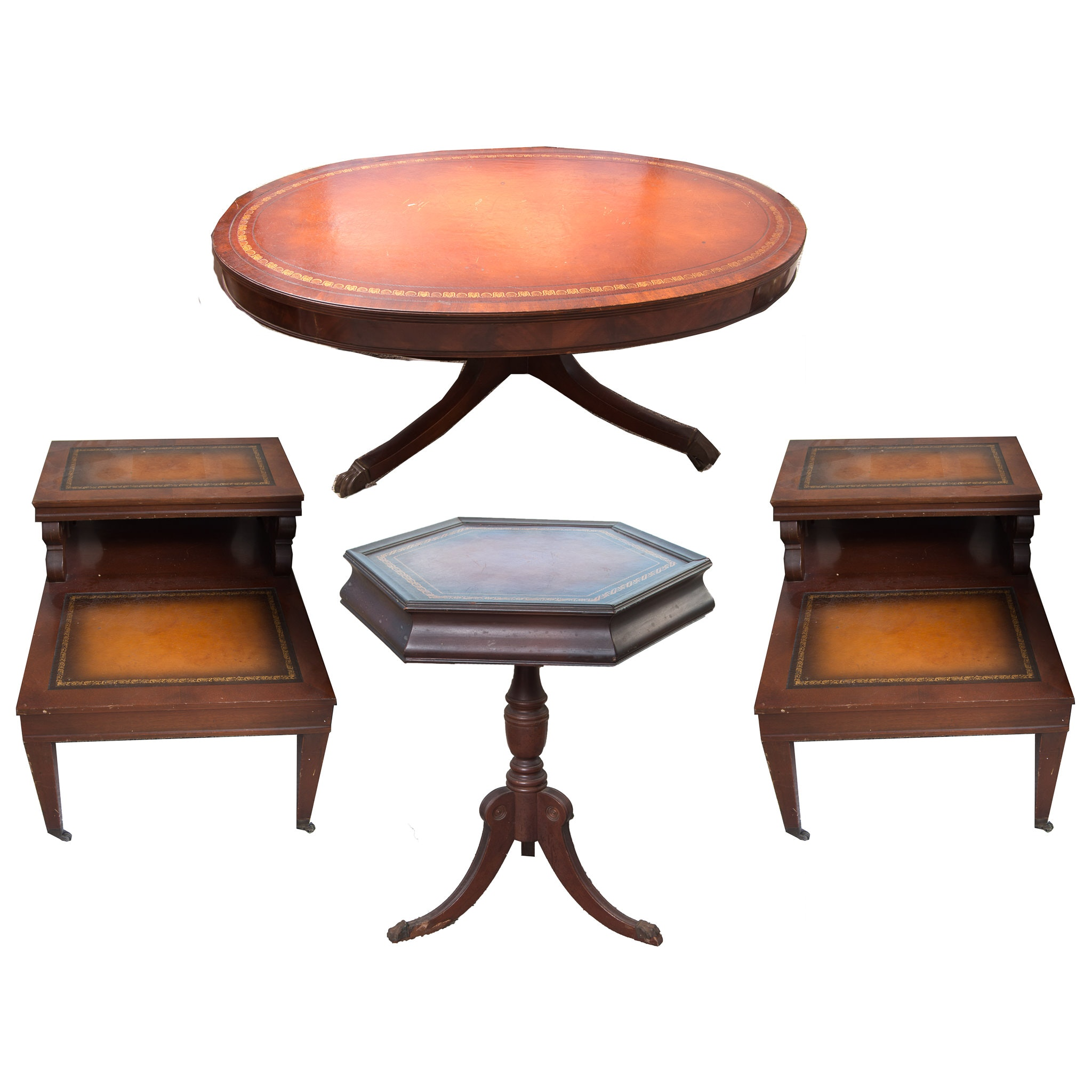 Vintage Table Grouping