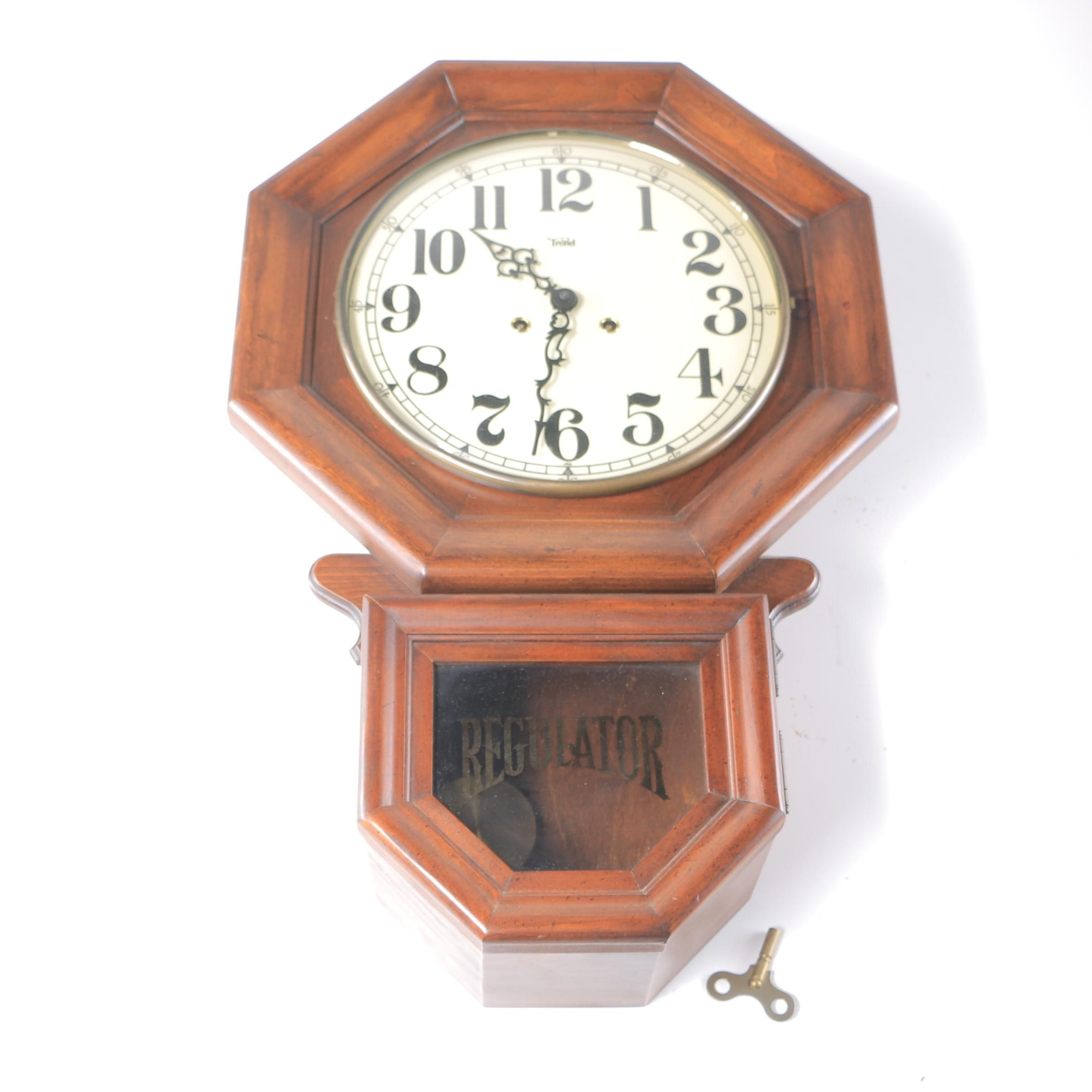 Trend Regulator Wall Clock