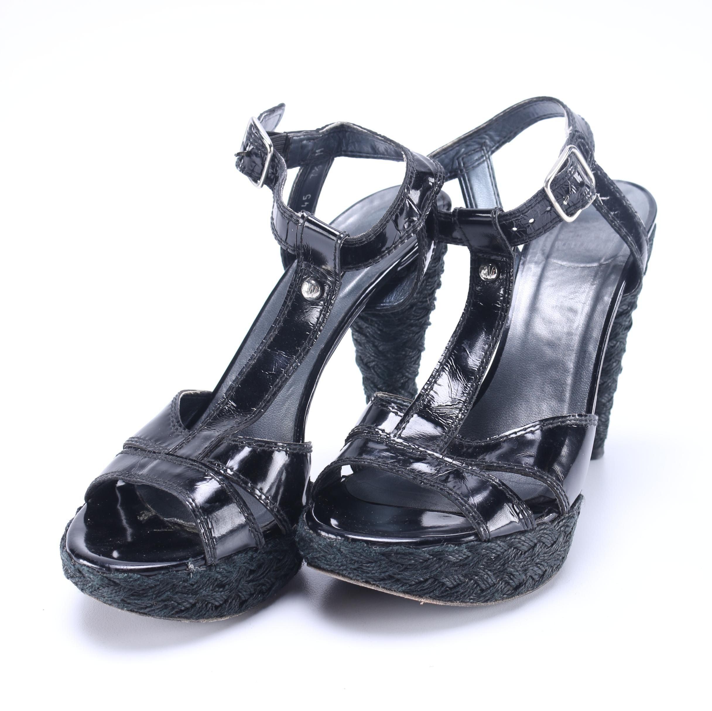 Stuart Weitzman Patent Leather Heels
