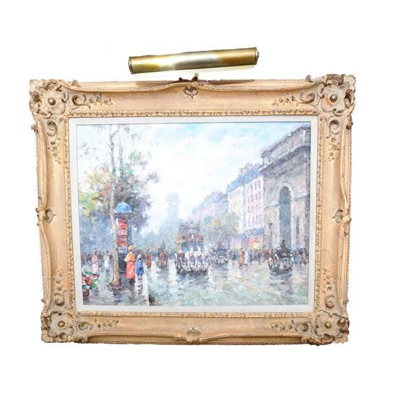 Impressionistic Oil Painting