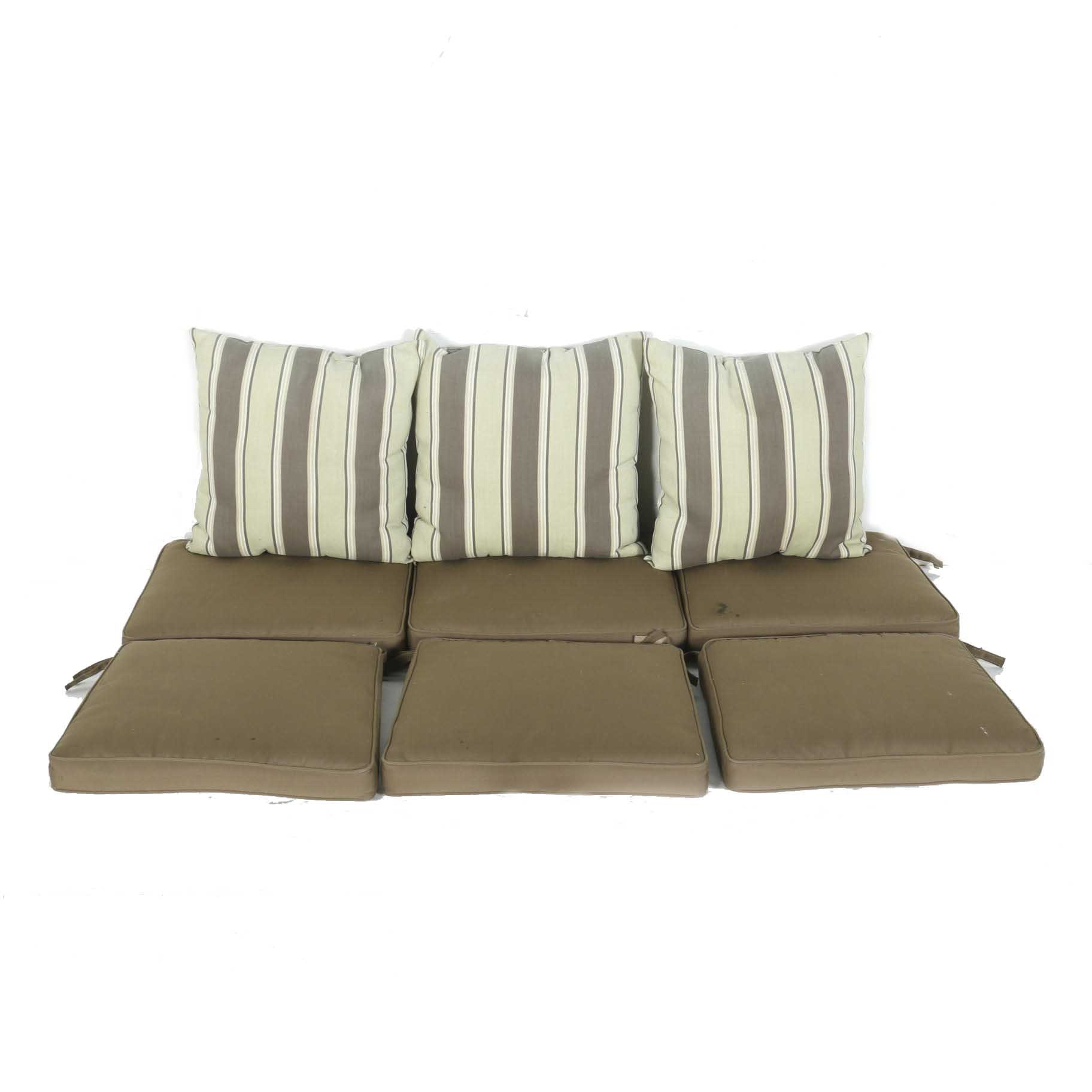 Patio Furniture Cushion Set
