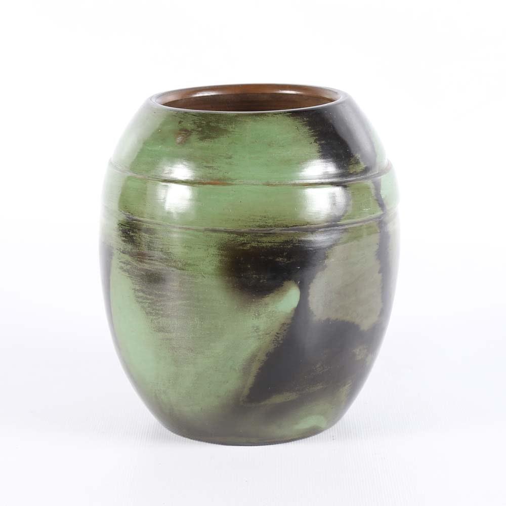 Ernesto Ramirez Pottery Vase