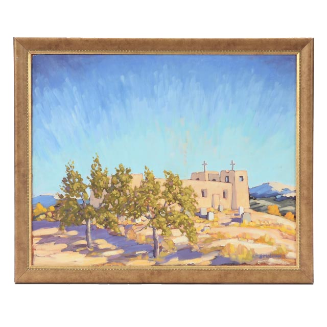Barry McCuan Original Oil on Canvas