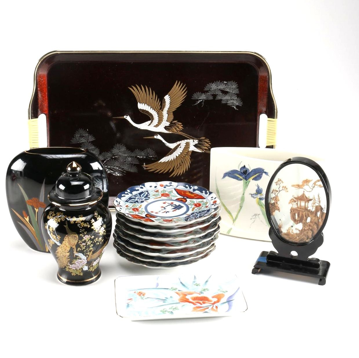 Japanese Tableware and Décor