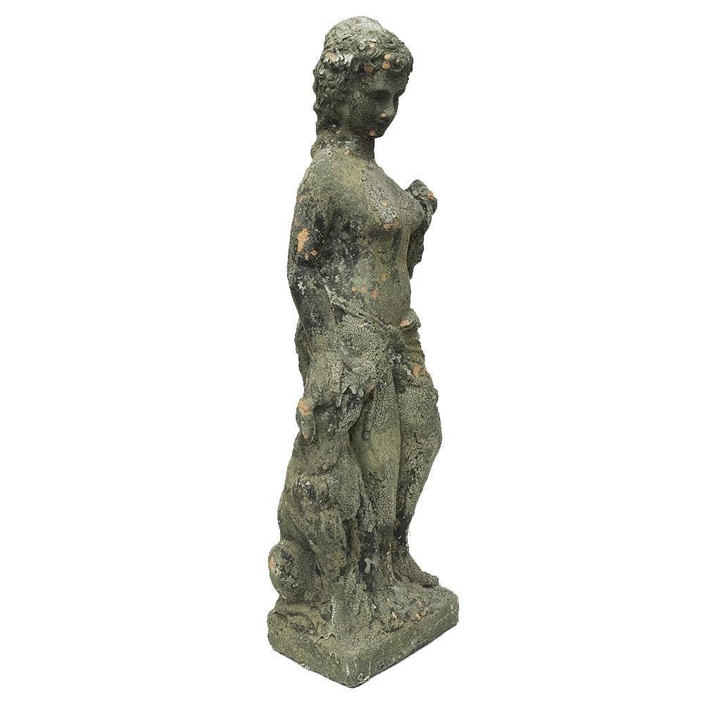 Female Allegorical Terracotta Statue