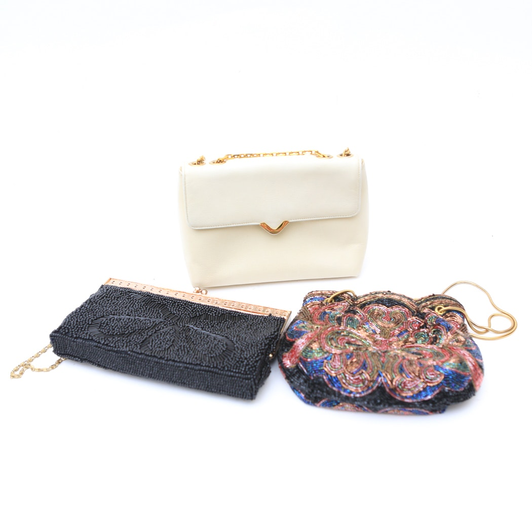 Collection of Vintage Evening Purses