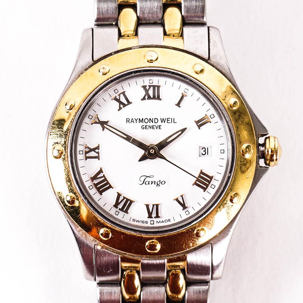 """Women's Raymond Weil """"Tango"""" Wristwatch"""