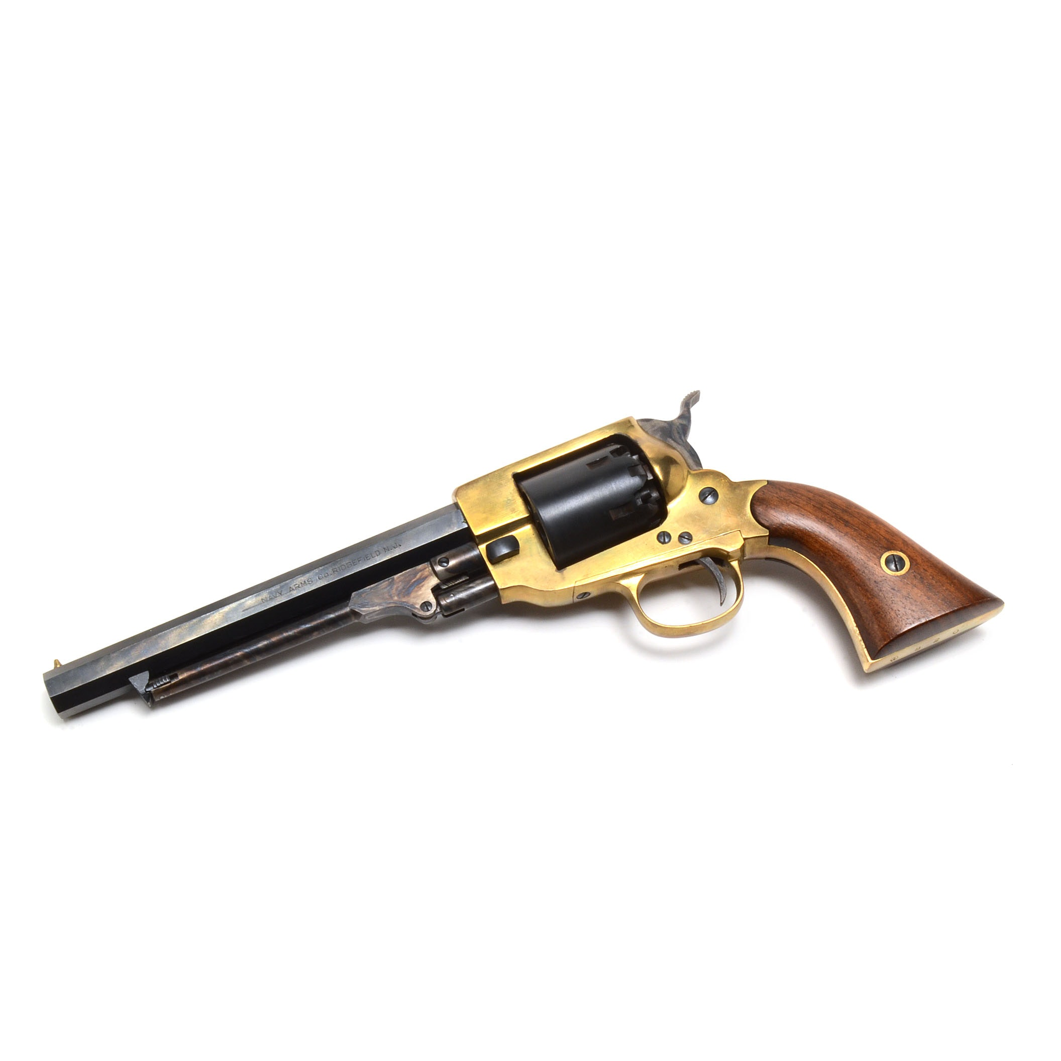 Navy Arms Reproduction Colt 1851 Navy Revolver with Case