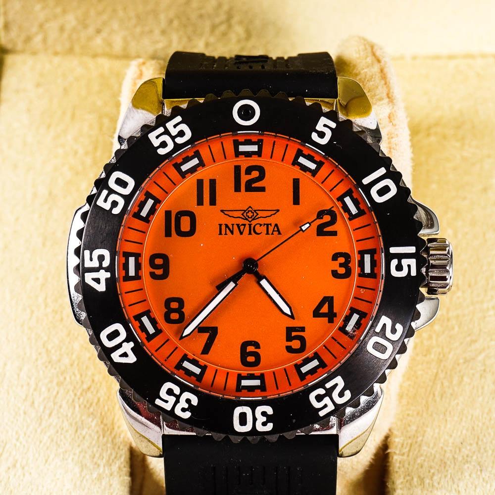 Men's Invicta Wristwatch