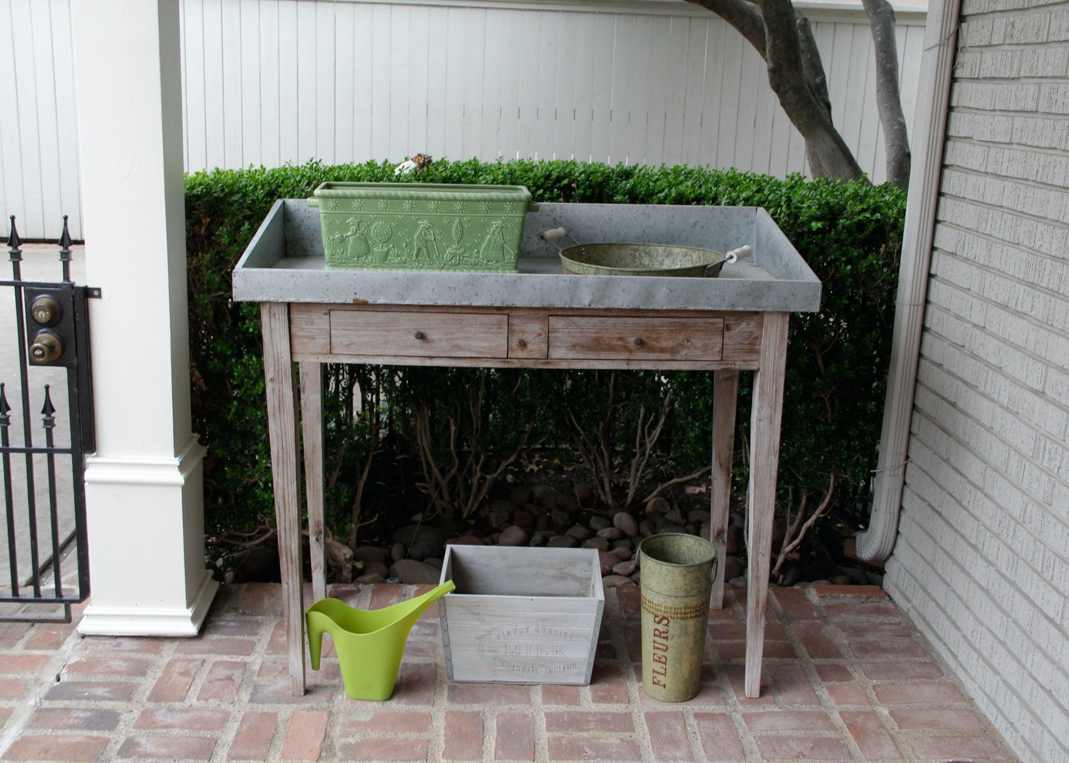 Collection of Garden Decor