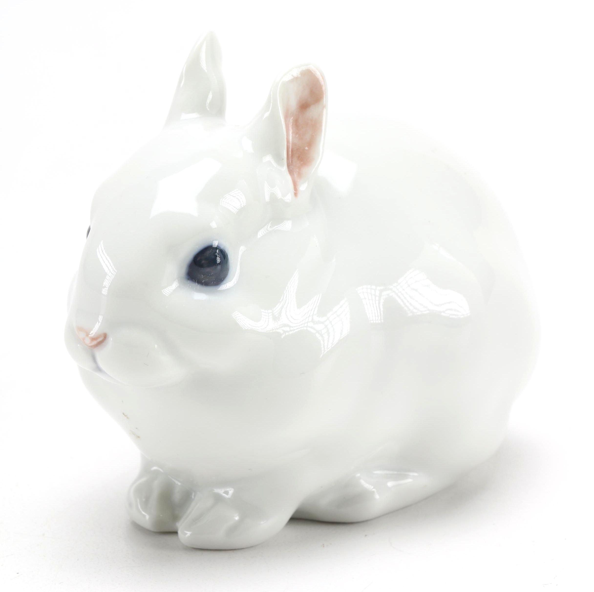 Royal Copenhagen Porcelain Bunny