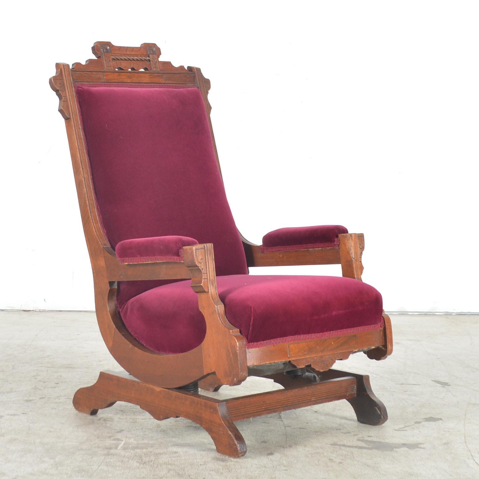 Eastlake Easy Chair