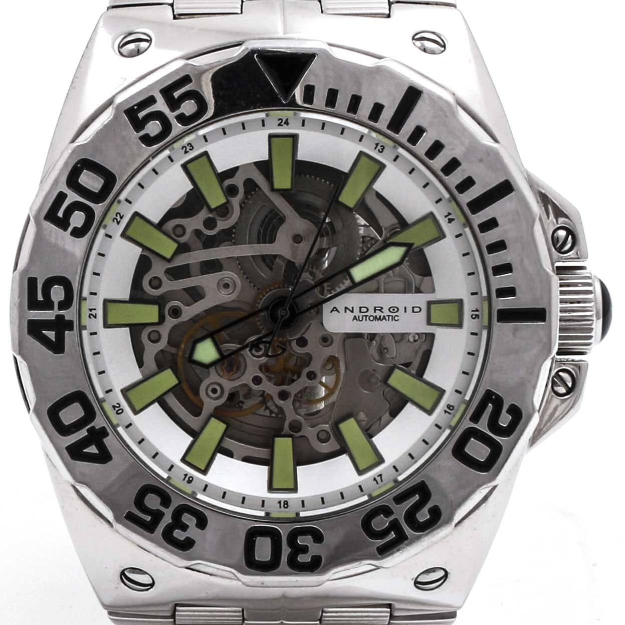 Android Automatic Men's Wristwatch