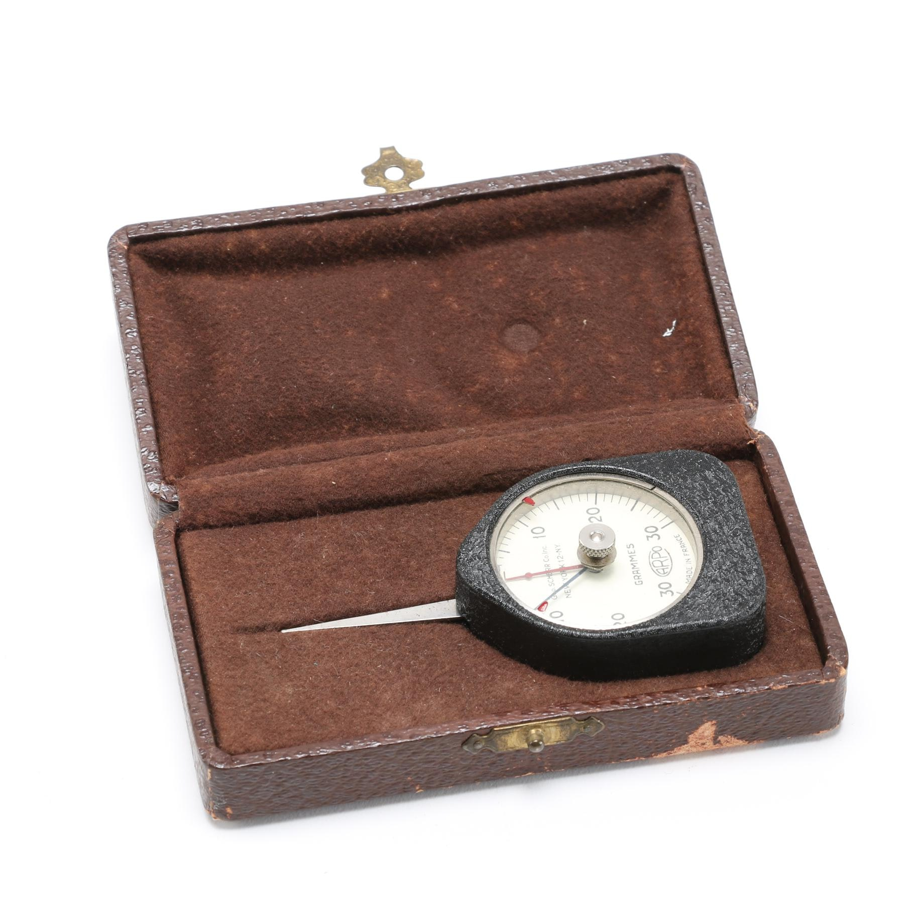 Scherr Tumico Arpo Tension Gauge