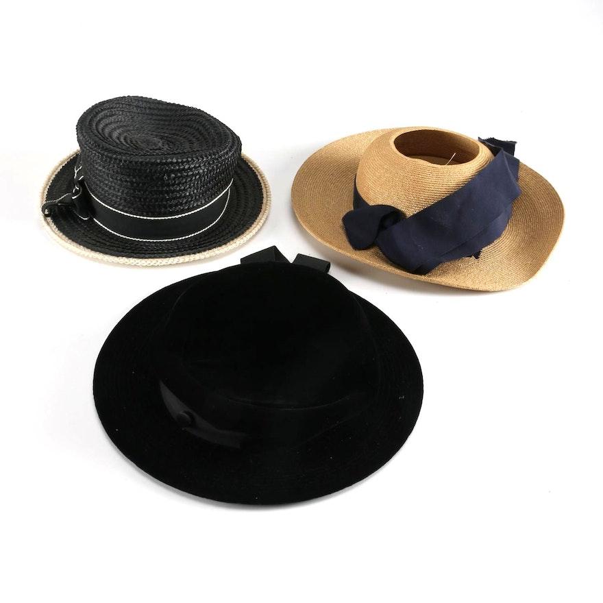 686a5e89e0561 Vintage Hats   EBTH