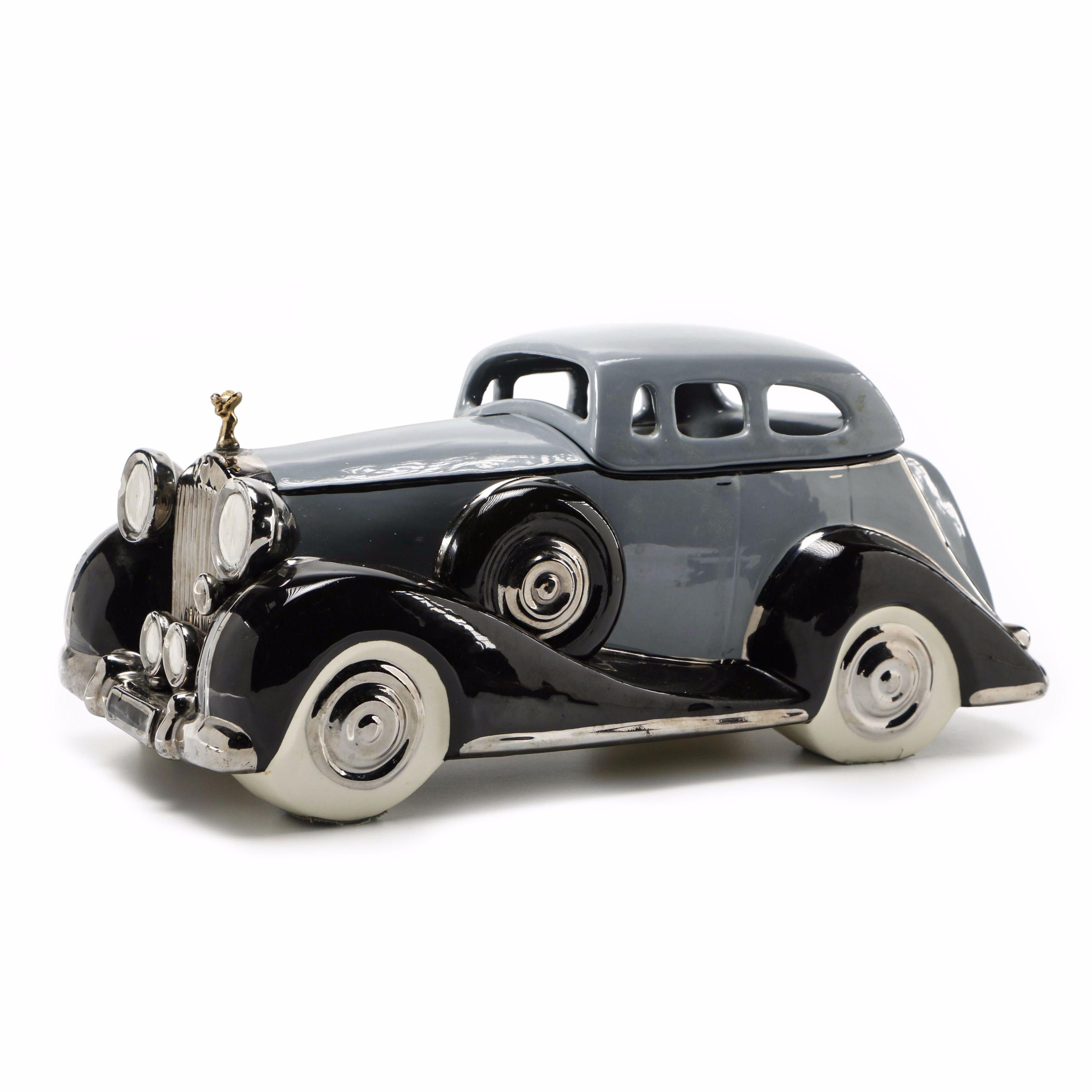 Glenn Appleman Limited Edition Rolls Royce Sculpture