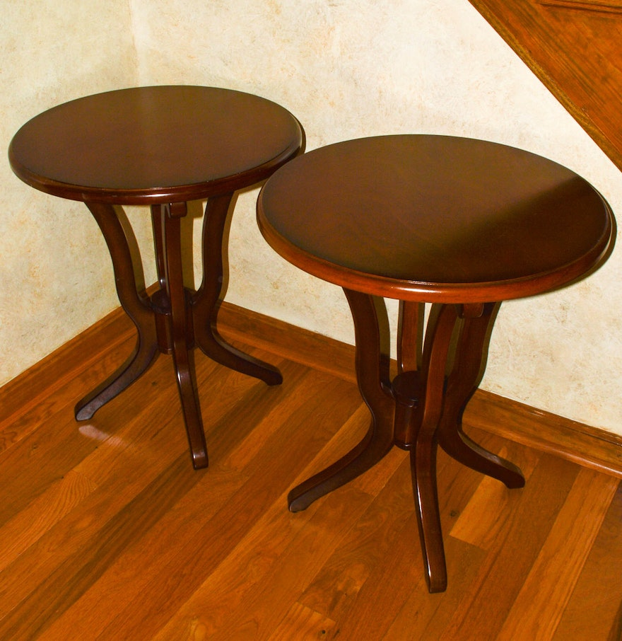 """Pier 1 Imports """"Daffodil"""" Accent Tables : EBTH"""