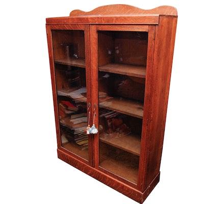 ikea mammut children 39 s red bookcase ebth. Black Bedroom Furniture Sets. Home Design Ideas