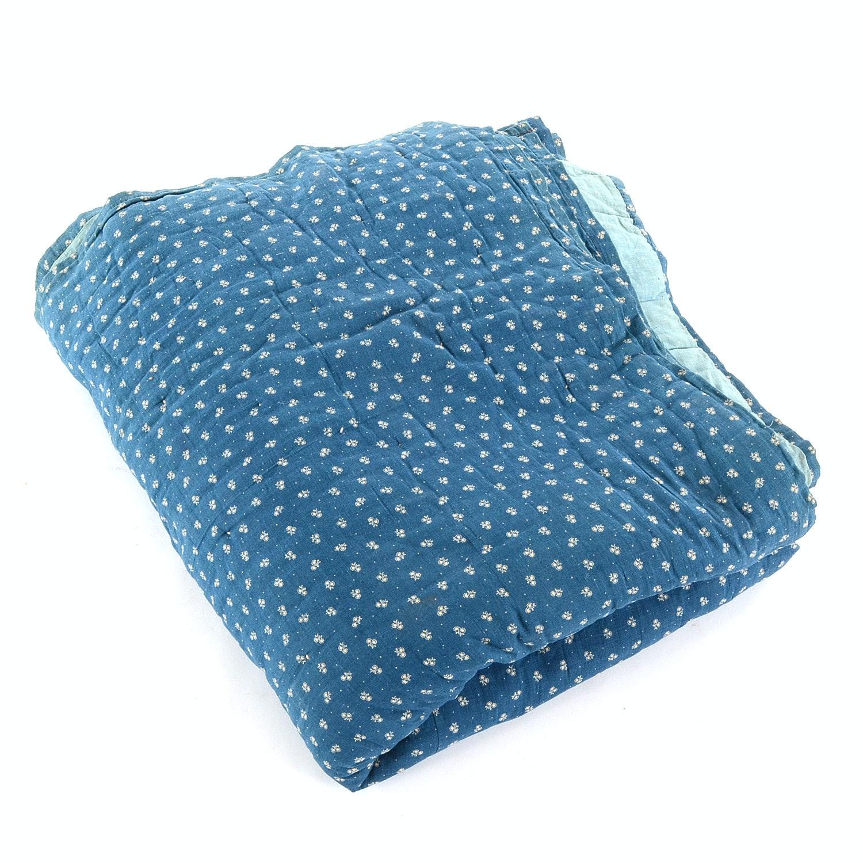Hand Stitched Pinwheel Star Quilt