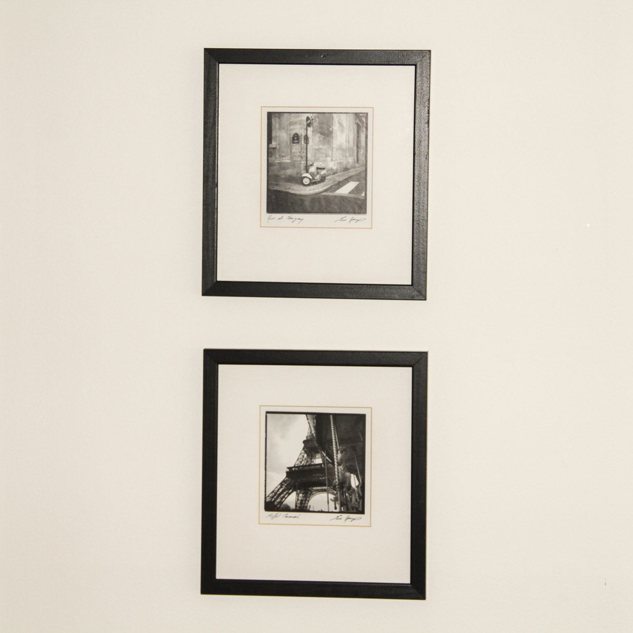 Pair of French Reproduction Prints