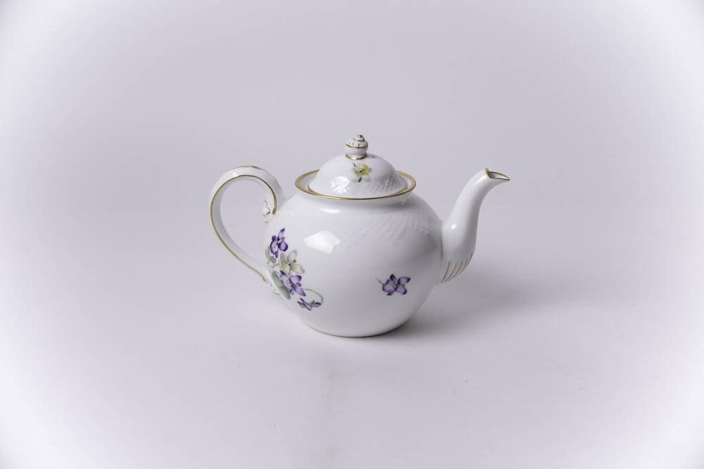 "Bing & Grondahl ""Danmark"" Teapot"