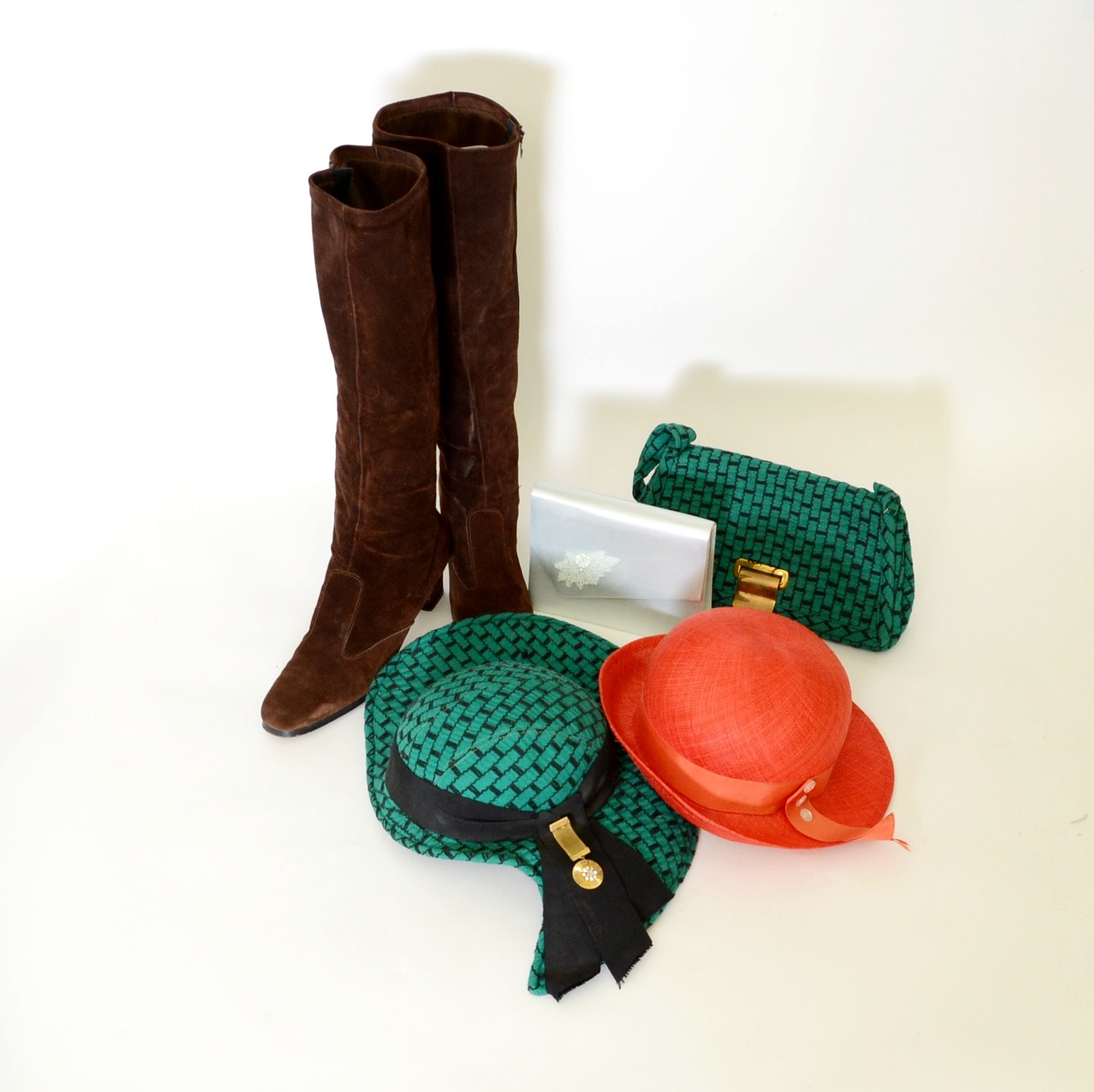 Women's Vintage Boots and Accessories