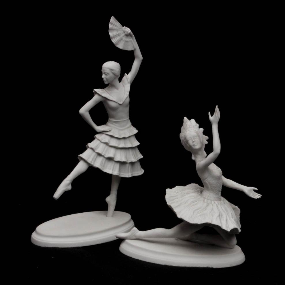 """Boehm Ballerinas """"Firebird"""" and """"Don Quixote"""""""