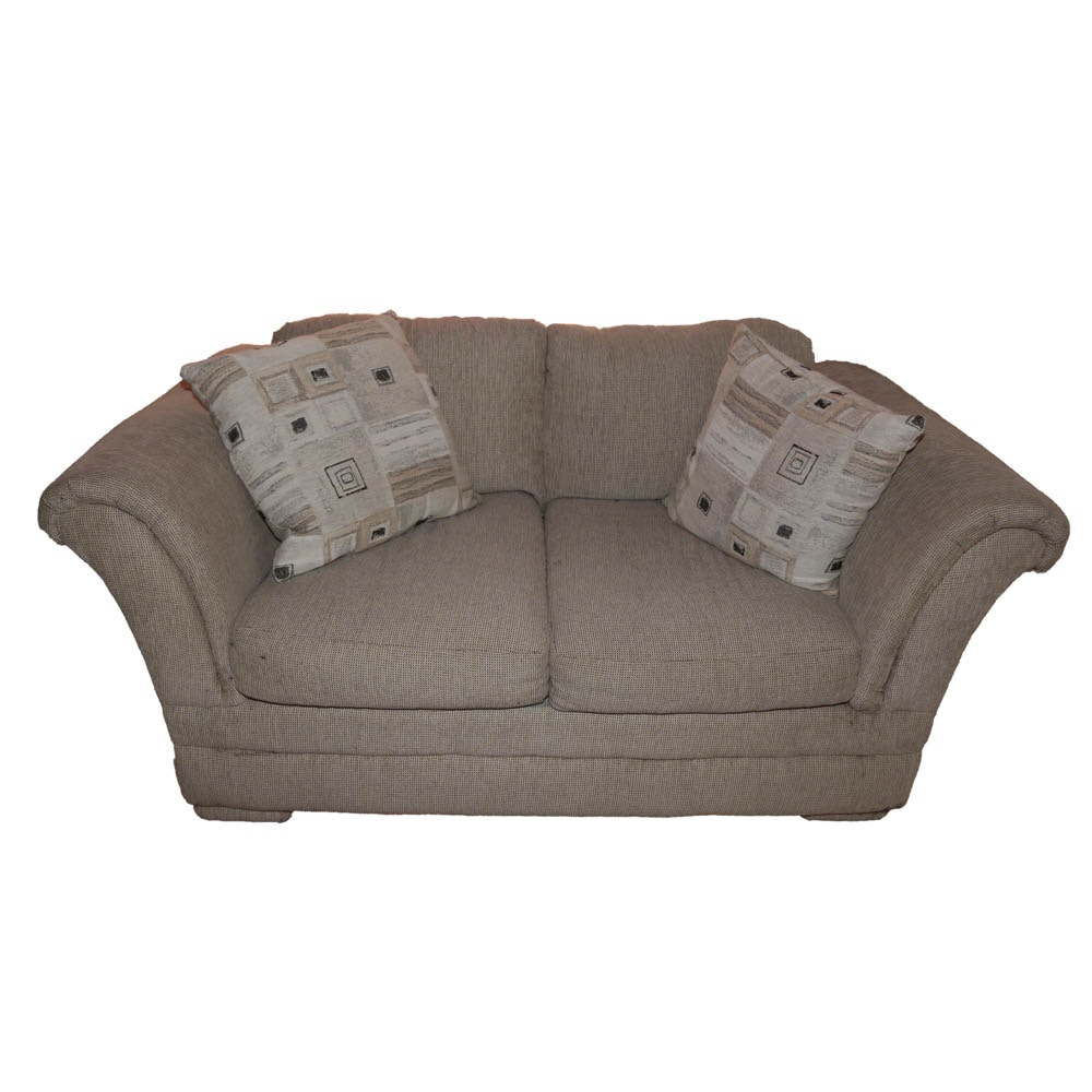 Upholstered Loveseat