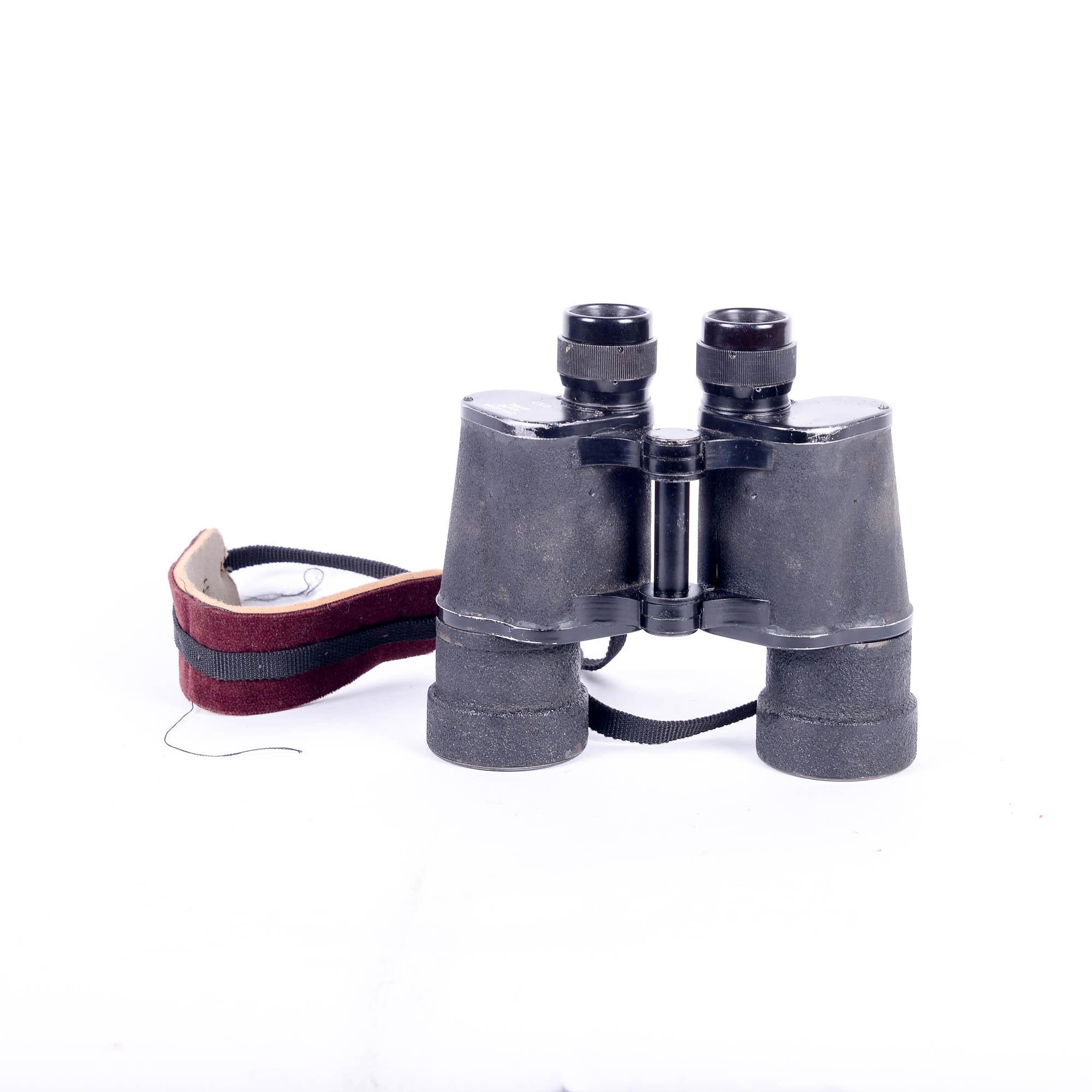 Pair of Anscomatic Binoculars