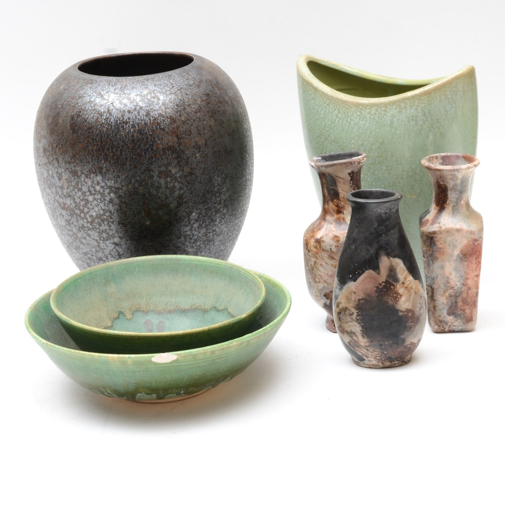 Assortment of New Mexico Pottery
