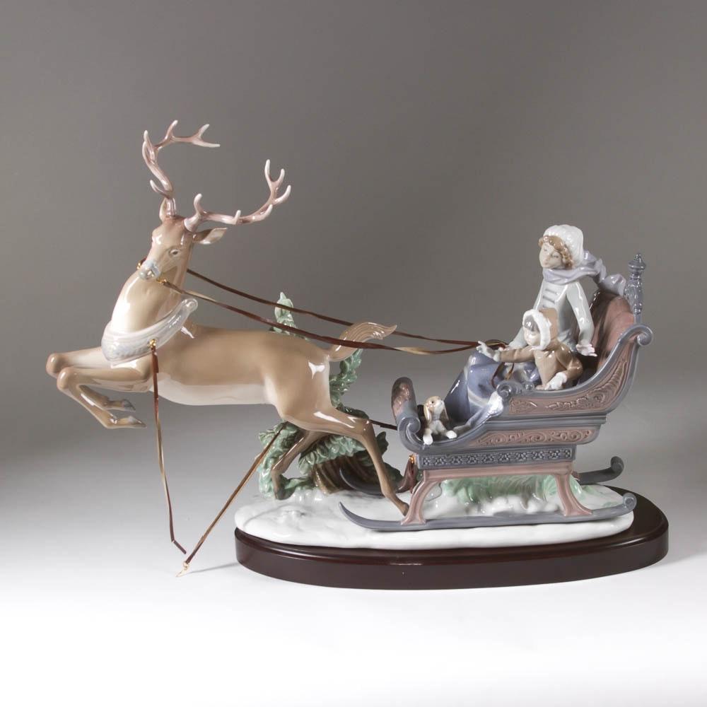 Winter Wonderland Llardo Figurine