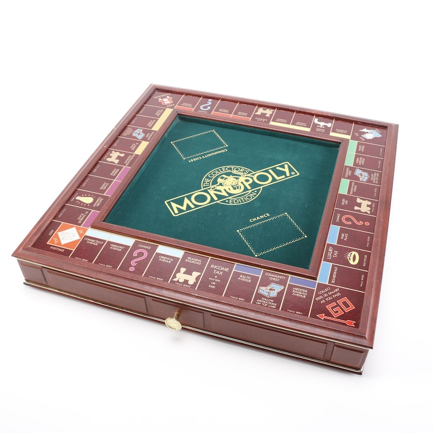 70th Anniversary Monopoly Collectors Edition