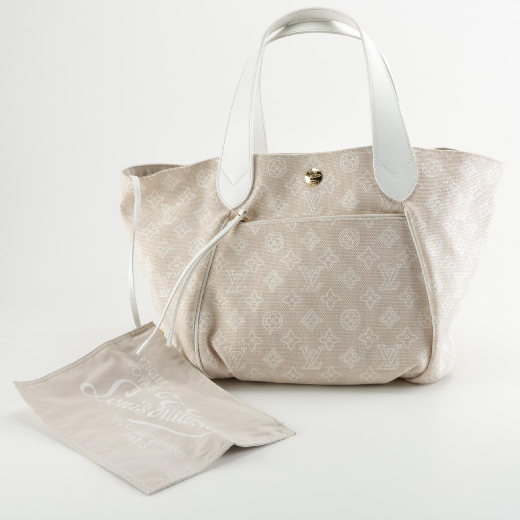 Louis Vuitton Cabas Ipanema PM Tote