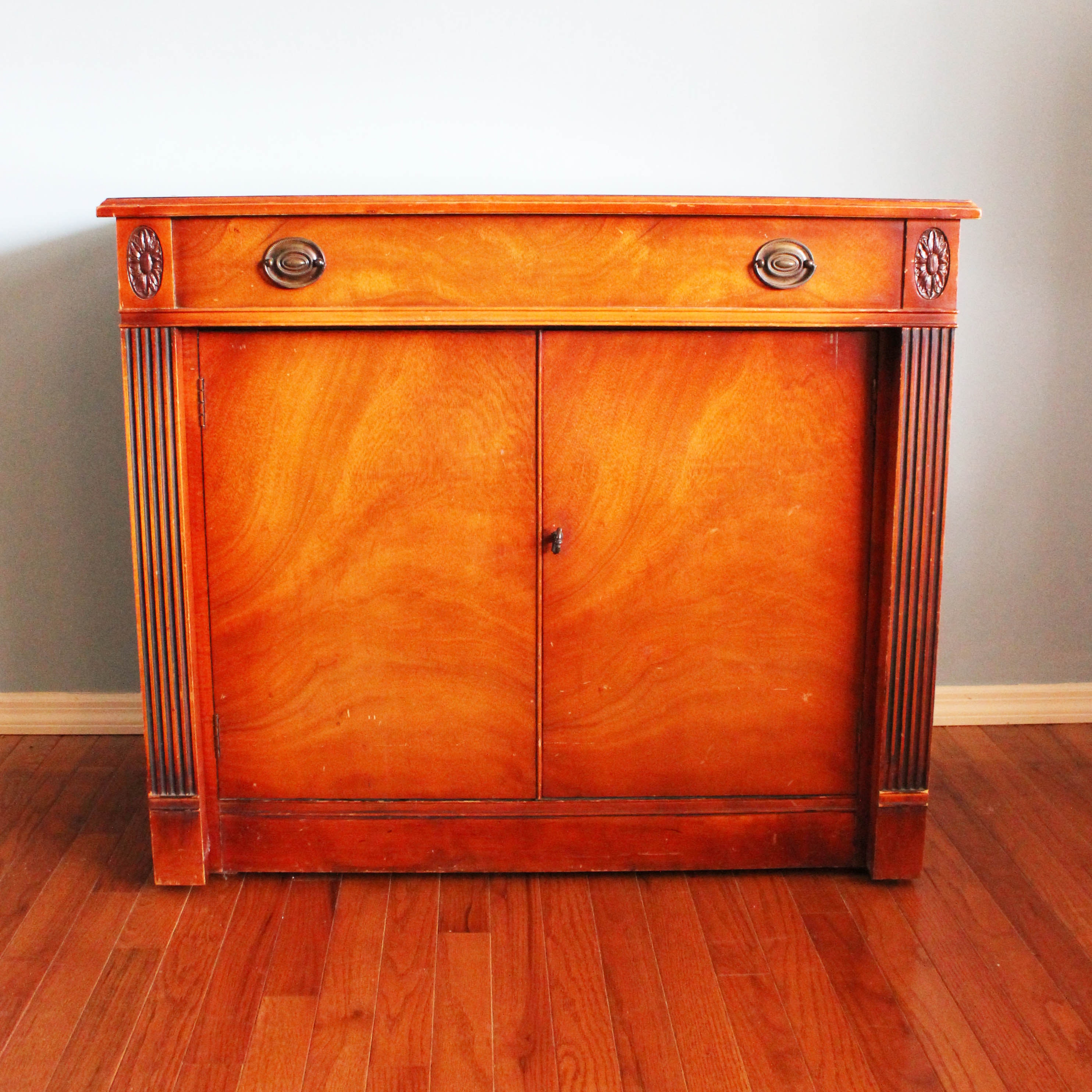 Saginaw Furniture Expand O Matic Sideboard And Table ...