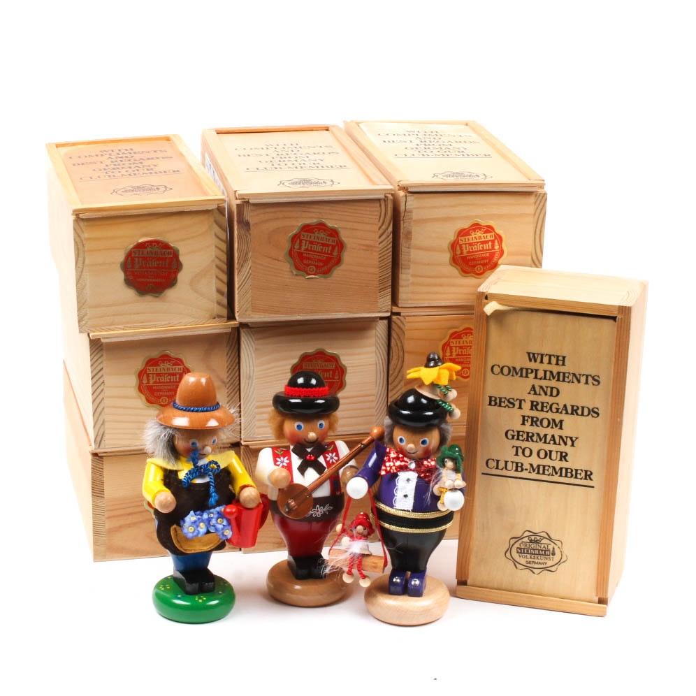 Miniature Steinbach Nutcracker Collection