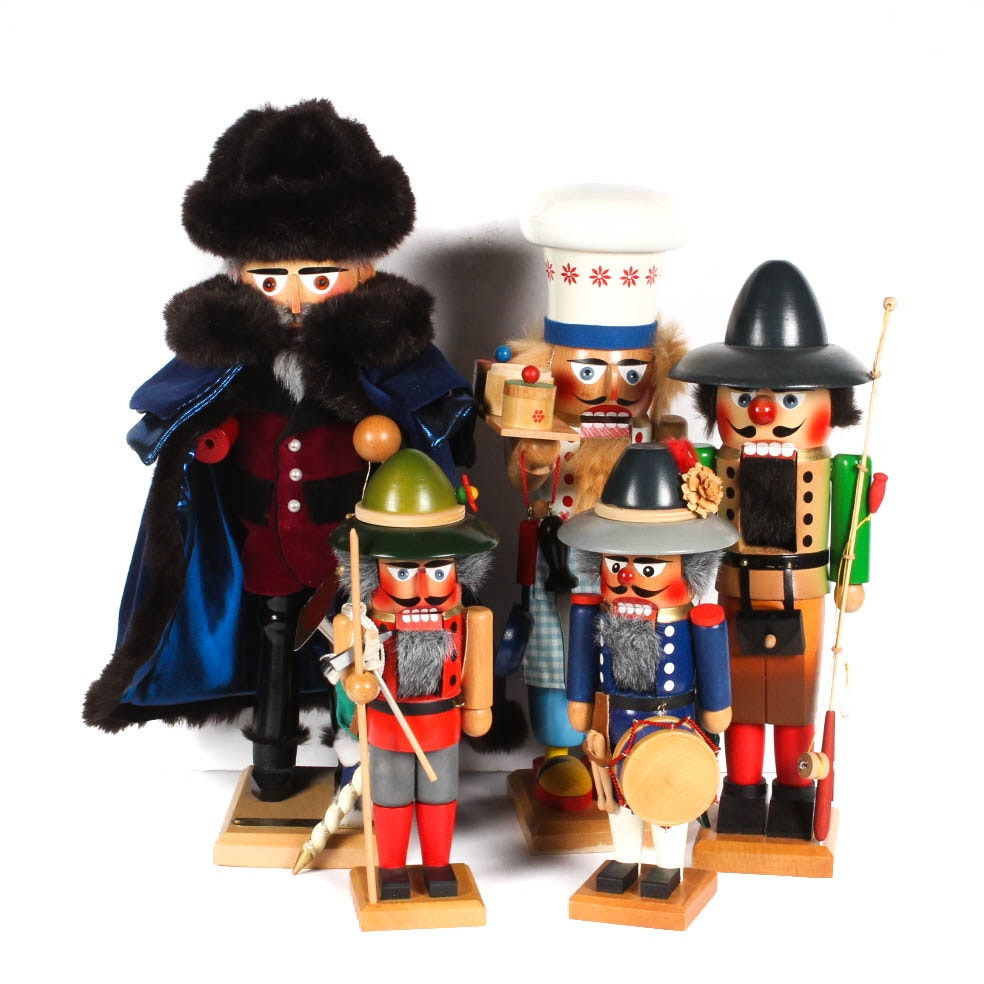 Steinbach Nutcracker Collection