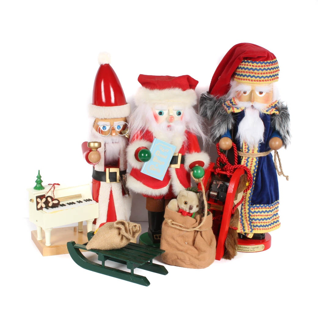 Steinbach Nutcracker Grouping