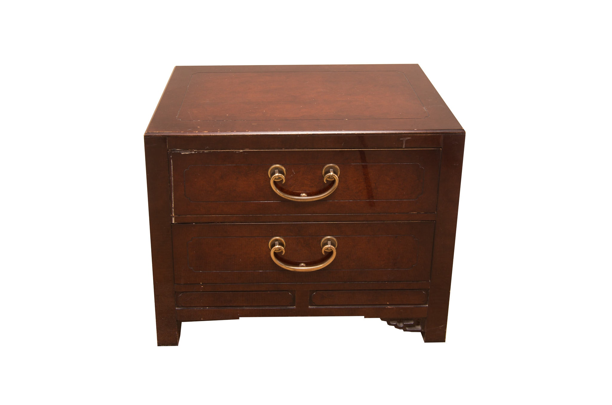 Chinoiserie Nightstand by White Furniture Company